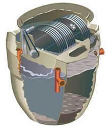 Sewage Treatment Plant Klargester